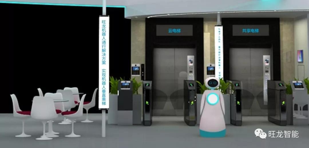 """有""""智""""青岛,再度引领:旺龙创新技术产品交流会重推机器人智慧通行方案"""