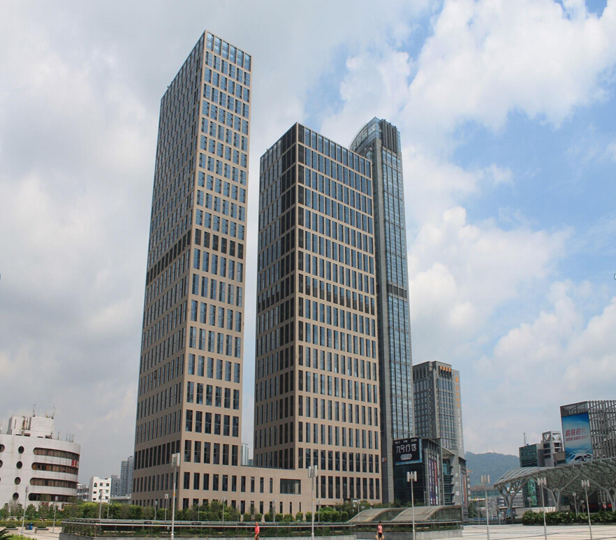 广州保利中汇广场电梯门禁控制系统