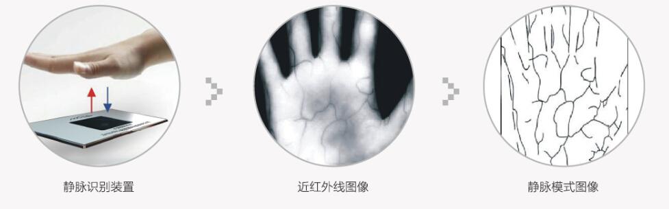 手指静脉电梯