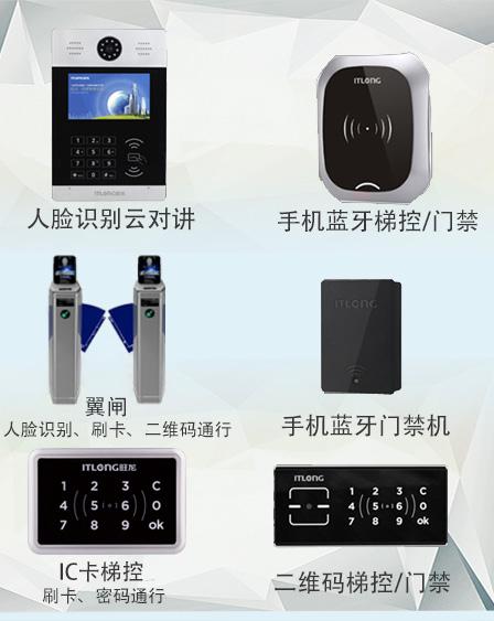 旺龙电梯展的代表产品