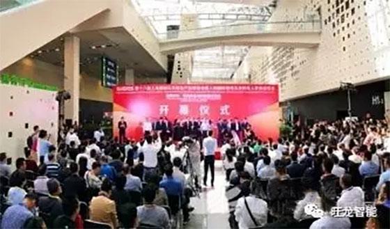 持续发力·闪耀申城|旺龙助力上海安博会,创新产品获好评