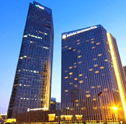 上海浦西洲际商务中心